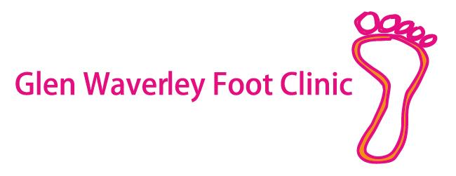 Glen Waverley Foot Clinic Logo