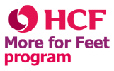 HCF More For Feet Program